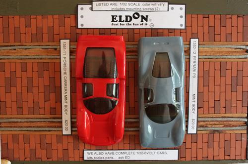 Eldon Slot Cars & Parts