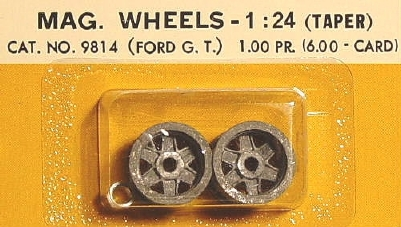 1//24 Cox #4409 TWO slot car S//W motor clips TTX-250 NEW OLD STOCK LOOSE